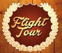 Flight Tasting Tour Card