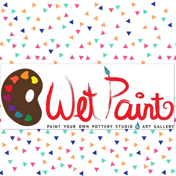 Wet Paint - Paint Your Own Pottery Studio