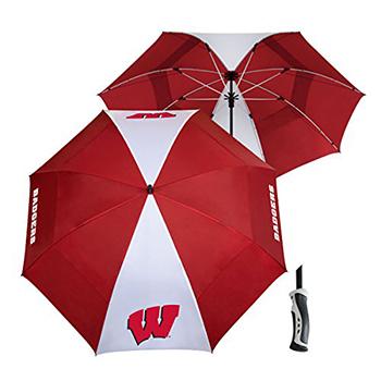 Wisconsin Badgers Golf Umbrella