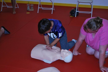 First Aid/CPR Course - Seattle Tae Kwon Do
