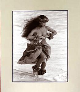 Kim Taylor Reece - Hula Kahiko V Photograph