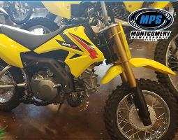MPS - 2016 Suzuki DR-Z70 Dirt Bike