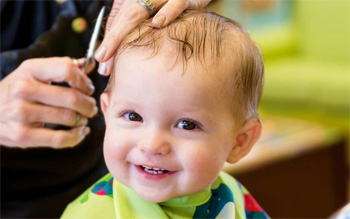 (4) Hair Cuts at Rock'in Kidz Kutz