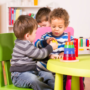Kiddie Academy, Education Child Care