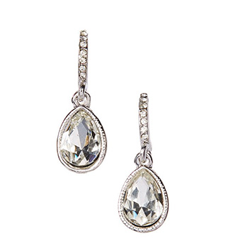 Crystal Drop Earrings - $11.00 with FREE Shipping!