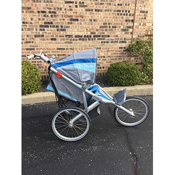 Giant PreRunner Jog Stroller