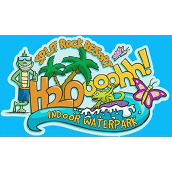 Pair of passes for H2Oooohh Indoor Waterpark for the price of one!