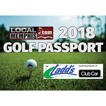 2018 Local Memphis Golf Passport