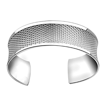 Hollywood Royal Bracelet Sterling Silver-Plated 925 - $19.00