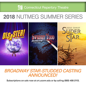 CT Repertory Theatre - Nutmeg Summer Series 2018