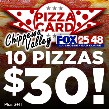 Pizza Card Chippewa Valley