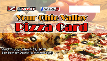 WTRF Pizza Card