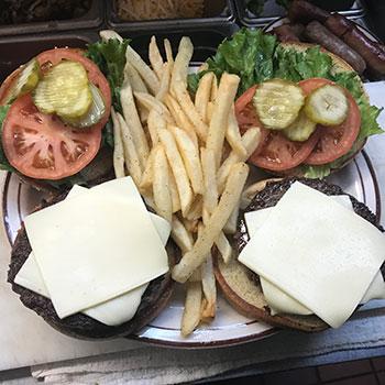 Mel's Diner at Mel's Funway Park