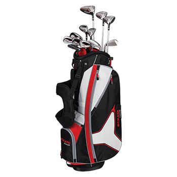 Strata Tour 18 Piece Men's Golf Set