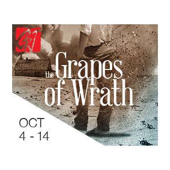 CT Repertory Theatre - The Grapes of Wrath