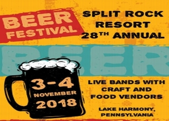 Split Rock Resort Resort 28th Annual Great Brews Beer Festival