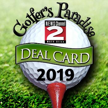 WKTV Golfer's Paradise Card