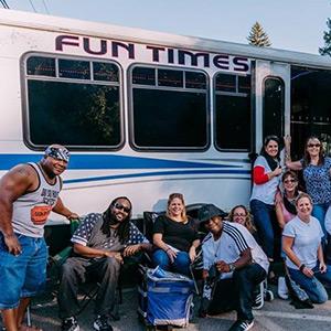 Fun Times Party Bus