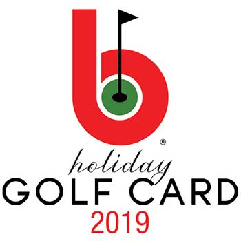 2019 Holiday Golf Card