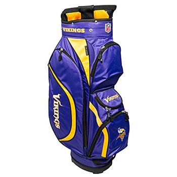 Minnesota Vikings Clubhouse Golf Bag