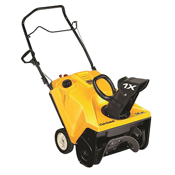HP Cub Cadet Single Stage Snow Thrower