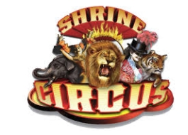 Half off a Family Four Pack to the Shrine Circus
