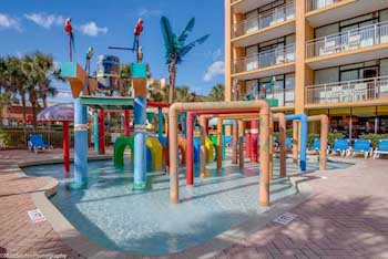 April/ May Vacations to Caravelle Resort in Myrtle Beach!