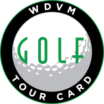 2019 WDVM Golf Tour Card