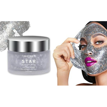 Deep Cleansing Purifying Glitter Peel-Off Facial Mask With FREE Shipping!