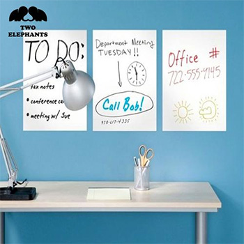 Removeable Dry Erase Sheets with Marker With FREE Shipping!