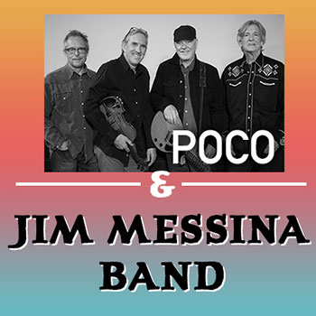 The Palace Theatre - Jim Messina Band and POCO