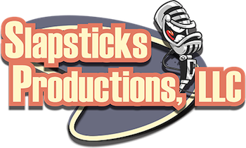 Slapsticks Comedy Buffet at the Ice Garden on May 11th!