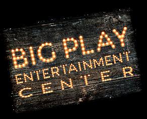 Big Play Entertainment Center