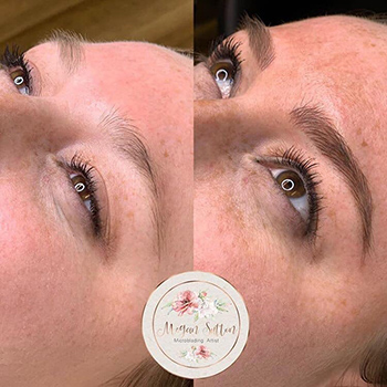 Beauty & The BLADE - Microblading for your brows