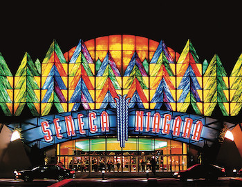 Bus trip for 2 to Seneca Niagara Hotel & Casino through Royal Charters!
