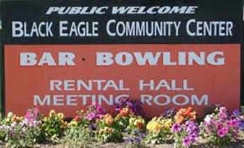 Black Eagle Community Center Bowling Package