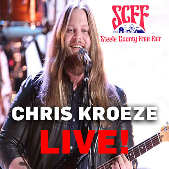 Pair of Tickets to Chris Kroeze on August 16, 2019