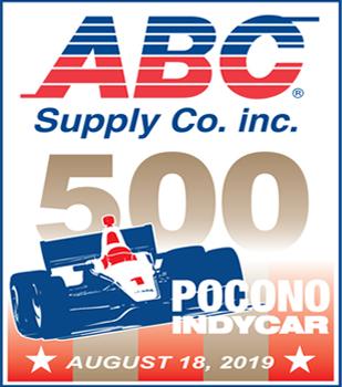Pocono Raceway - Two Tickets to ABC Supply 500