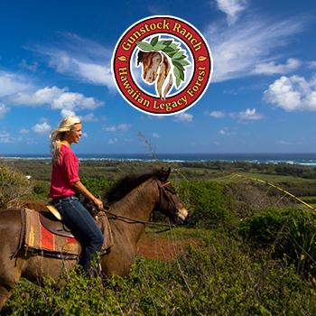 Gunstock Ranch - Legacy Horseback Ride