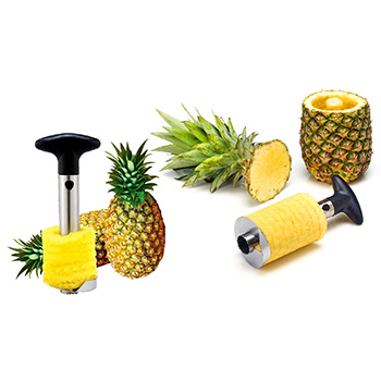 Stainless Steel Perfect Pineapple Corer with FREE  Shipping!