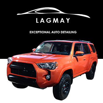 Lagmay Exceptional Auto Detailing - SUV/Van Detail Package