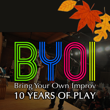 Bring Your Own Improv