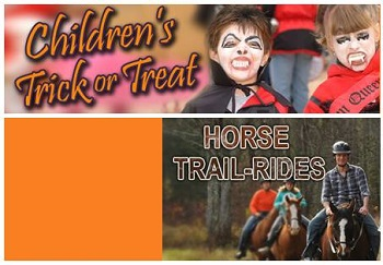 Charmingfare Farm - Children's Trick or Treat 4 Pack
