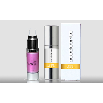 Bee Venom Serum and Mirai Anti Aging Face Lift Cream - $40.00 with FREE Shipping!