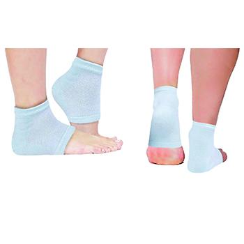 Moisturizing Spa Gel Heel Socks - $9.99 with FREE Shipping!