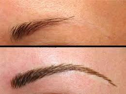 Half off Microblading  - Full Eyebrows with 2 touch ups