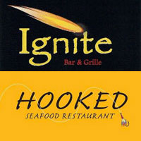 Ignite Bar & Grille & Hooked Seafood Restaurant