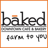 Baked Downtown Cafe & Bakery