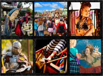 2018 Minnesota Renaissance Festival Valid ONLY August 18, 19, 25, 26, September 1, 2, and 3, 2018