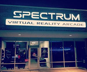 Spectrum Virtual Reality Arcade